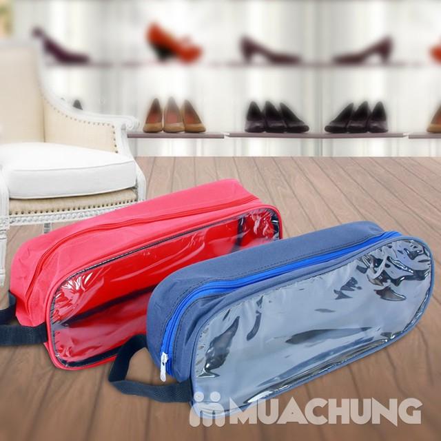 Combo 2 túi đựng giày du lịch tiện lợi - 1