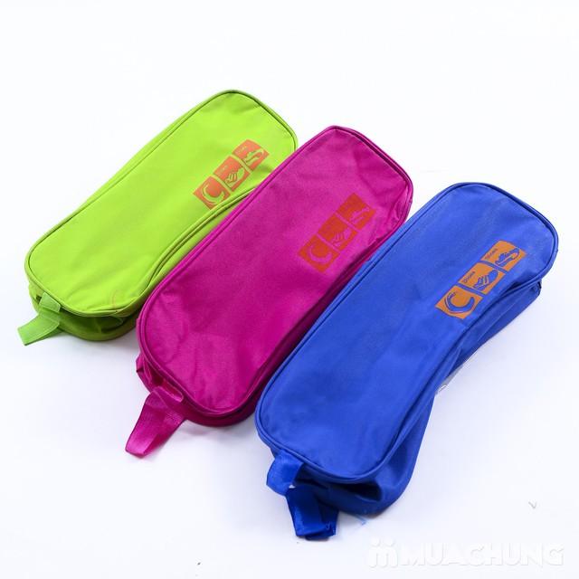 Combo 2 túi đựng giày du lịch tiện lợi - 6