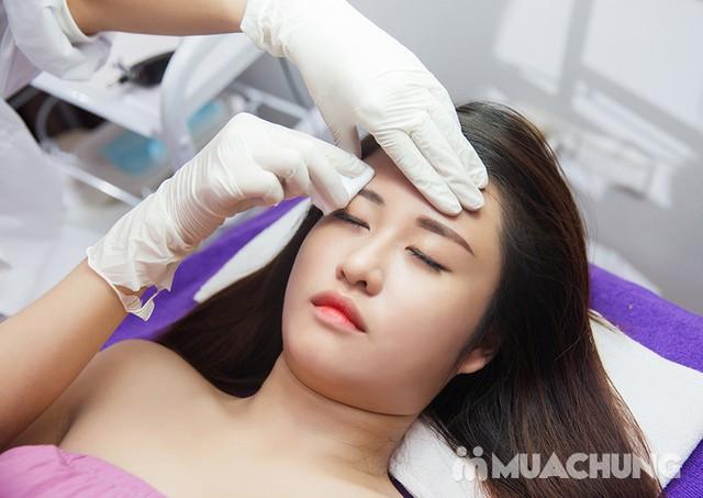 Phun thêu lông mày, mí mắt, môi collagen cao cấp Hà Nội Smile Spa - 10