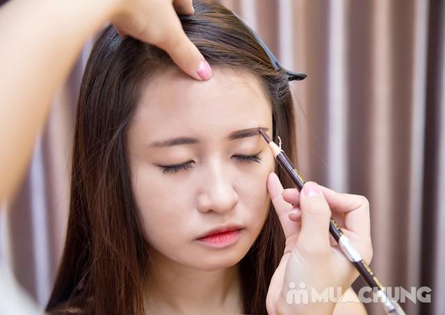 Phun thêu lông mày, mí mắt, môi collagen cao cấp Hà Nội Smile Spa - 7