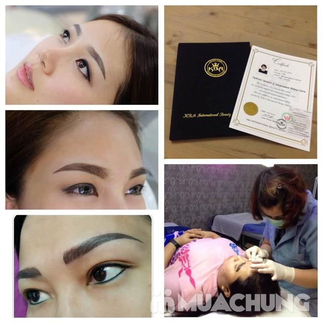 Phun thêu lông mày, mí mắt, môi collagen cao cấp Hà Nội Smile Spa - 4