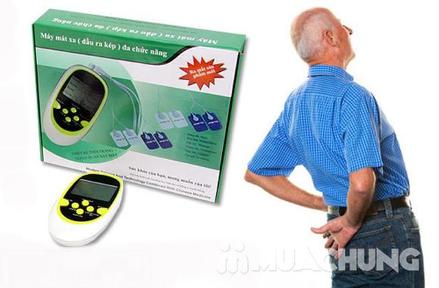 Máy massage bấm huyệt 8 miếng dán - 1