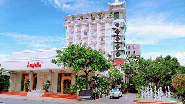 Angella Hotel Nha Trang 3* - Có hồ bơi - 3 phút tản bộ tới biển - 1