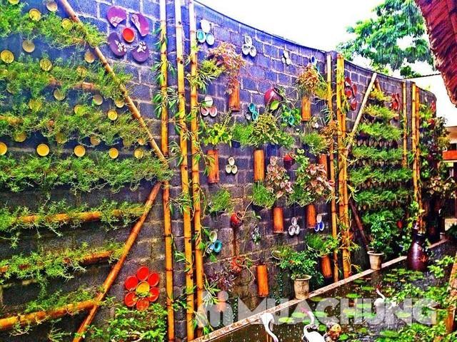 Thỏa sức vui chơi tại nhà vườn Rose House-Hòa Bình - 1