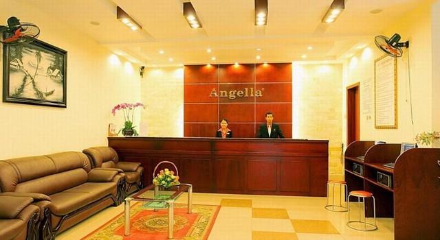Angella Hotel Nha Trang 3* - Có hồ bơi - 3 phút tản bộ tới biển - 2