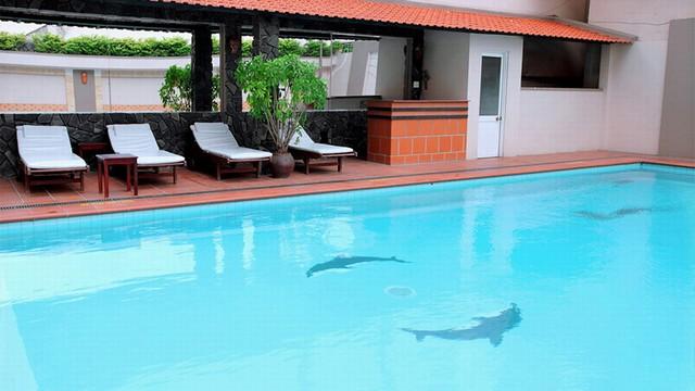 Angella Hotel Nha Trang 3* - Có hồ bơi - 3 phút tản bộ tới biển - 18