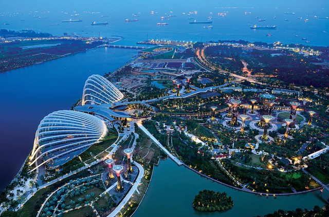 Khám phá Singapore - Malaysia 6N5Đ - Khởi hành từ TP. Hồ Chí Minh - 13