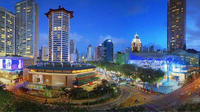 Khám phá Singapore - Malaysia 6N5Đ - Khởi hành từ TP. Hồ Chí Minh - 23
