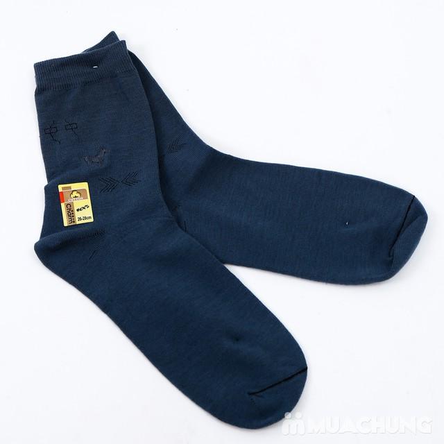 Combo 6 đôi tất cao cổ dày dặn Thái Lan - 12