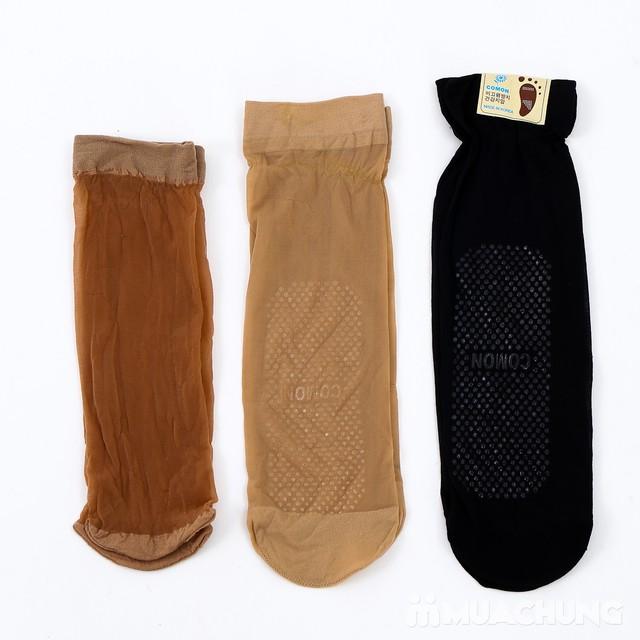 Combo 10 đôi tất da chân ruột mèo Hàn Quốc - 5