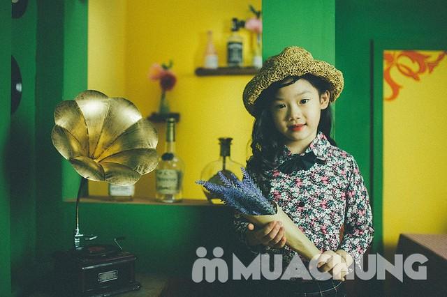 Gói chụp ảnh hấp dẫn cho bé tại Ngộ O Studio - 2