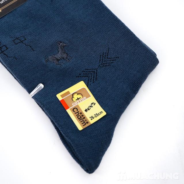 Combo 6 đôi tất cao cổ dày dặn Thái Lan - 14