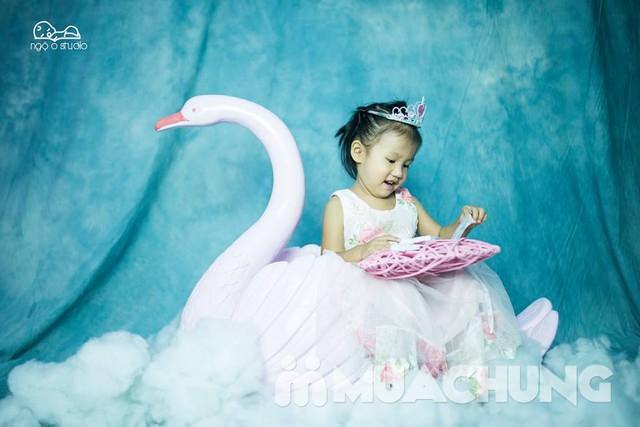 Gói chụp ảnh hấp dẫn cho bé tại Ngộ O Studio - 8