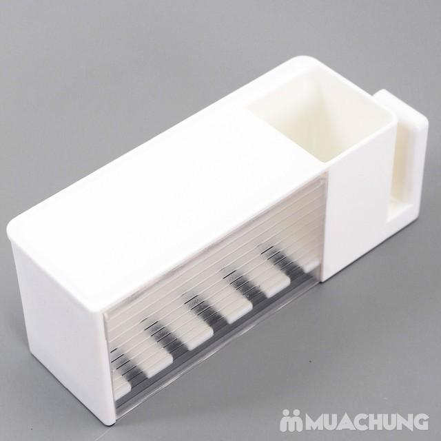Giá treo bàn chải, kem đánh răng Tashuan - 7