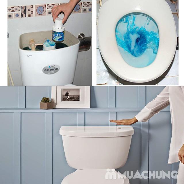 Ống thơm tẩy két nước toilet hương dịu nhẹ - 10