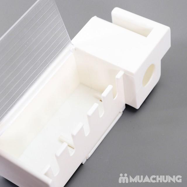 Giá treo bàn chải, kem đánh răng Tashuan - 11