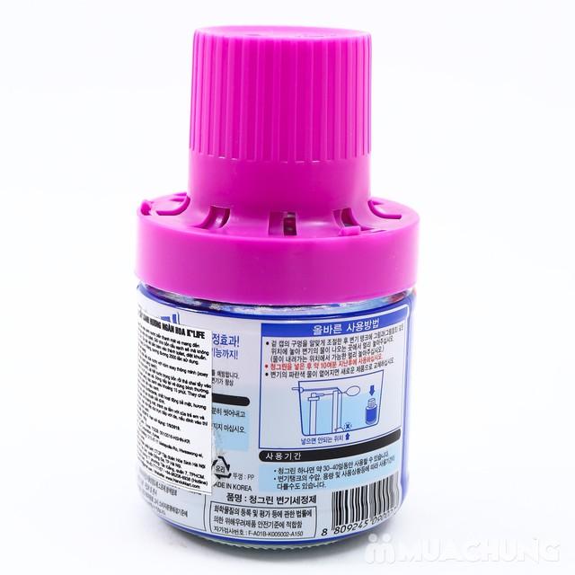 Ống thơm tẩy két nước toilet hương dịu nhẹ - 5