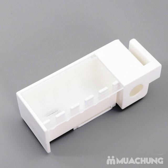 Giá treo bàn chải, kem đánh răng Tashuan - 12