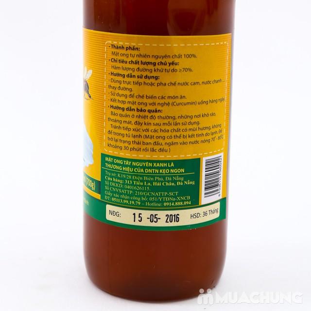 Mật ong nguyên chất Tây Nguyên Xanh 500ml - 5