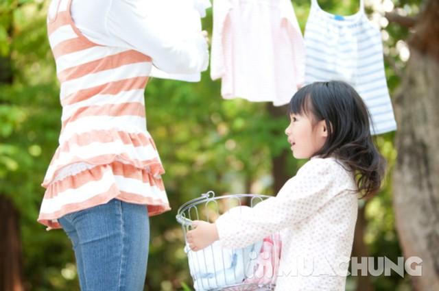 Nước giặt quần áo cho bé, da nhạy cảm Eden NK Pháp - 11
