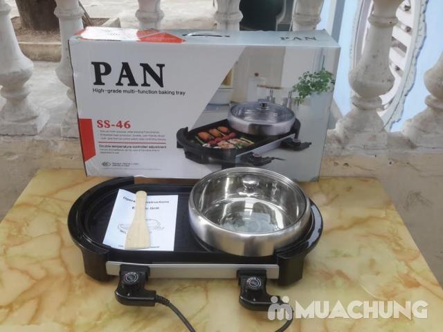 Bếp lẩu +  nướng Pan tiện ích 2 trong 1  - 6