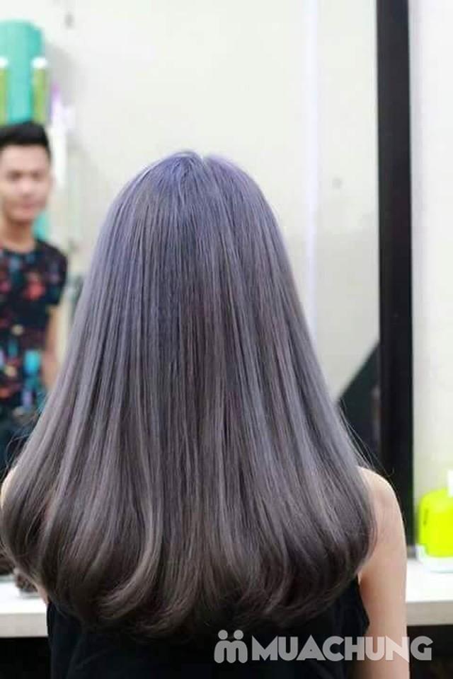 Gói làm tóc cao cấp tặng hấp/ ép chân cho bạn gái - 14