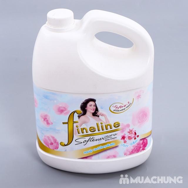 Nước xả mềm vải, thơm lâu Fineline 3,5L - Thái Lan - 1
