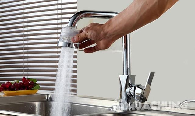 Đầu vòi rửa lọc nước tăng áp lực, 3 chế độ-Hàng VN - 1