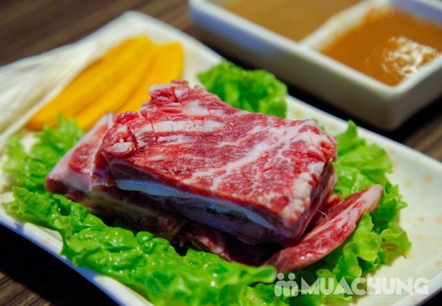 Buffet lẩu nướng cao cấp Hàn Quốc Zô Đê Ông - 10