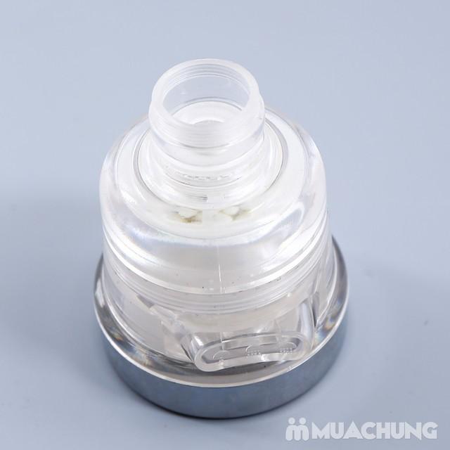 Đầu vòi rửa lọc nước tăng áp lực, 3 chế độ-Hàng VN - 20