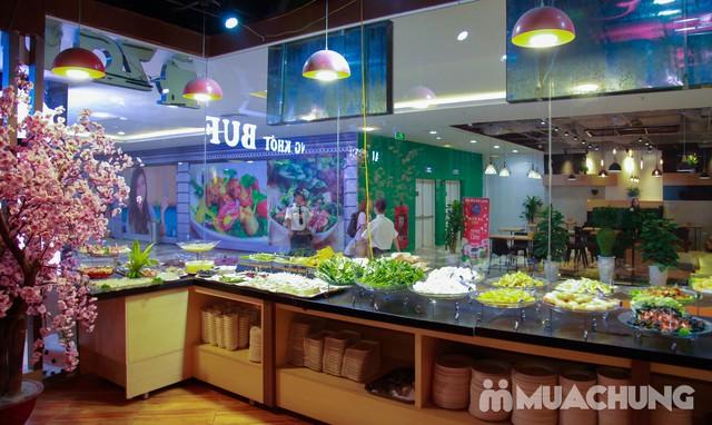 Buffet lẩu nướng cao cấp Hàn Quốc Zô Đê Ông - 37