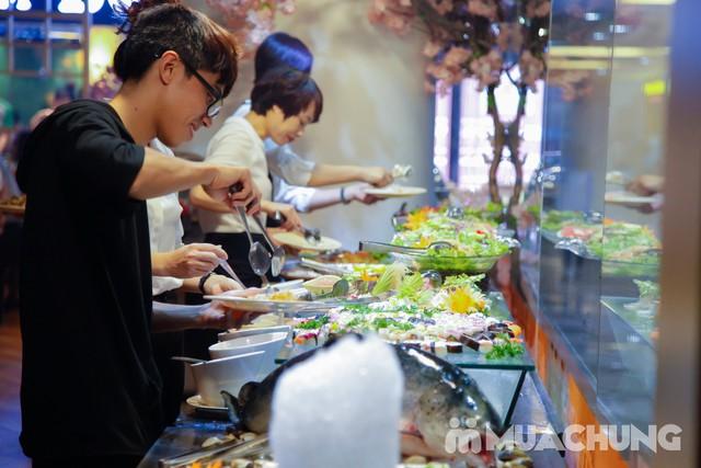 Buffet lẩu nướng cao cấp Hàn Quốc Zô Đê Ông - 39
