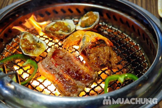 Buffet lẩu nướng cao cấp Hàn Quốc Zô Đê Ông - 4