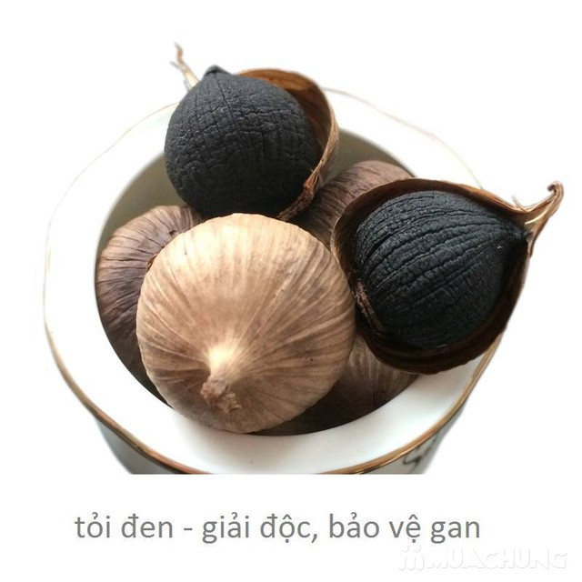Tỏi đen một nhánh Việt Nam - 100% lên men tự nhiên - 11