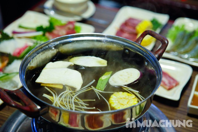 Buffet lẩu nướng cao cấp Hàn Quốc Zô Đê Ông - 15