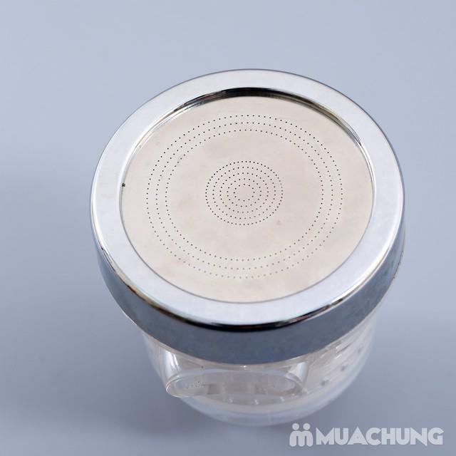 Đầu vòi rửa lọc nước tăng áp lực, 3 chế độ-Hàng VN - 6