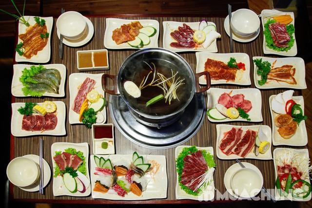 Buffet lẩu nướng cao cấp Hàn Quốc Zô Đê Ông - 18