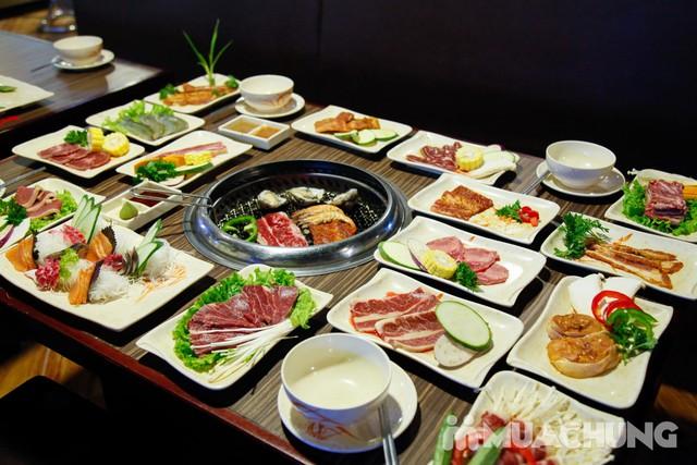 Buffet lẩu nướng cao cấp Hàn Quốc Zô Đê Ông - 3