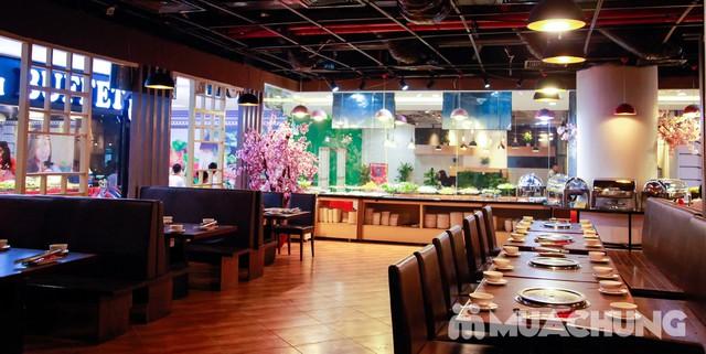 Buffet lẩu nướng cao cấp Hàn Quốc Zô Đê Ông - 36