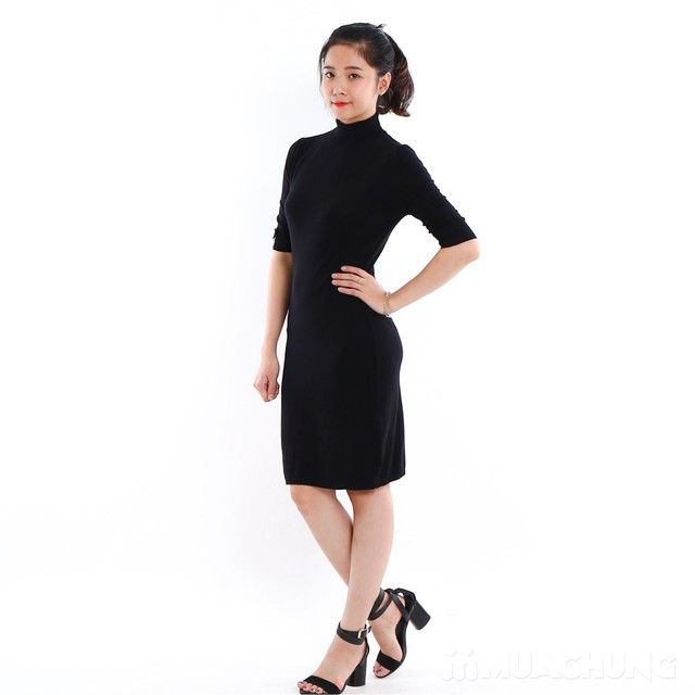 Váy len Thu - Đông tay lỡ hàng Việt Nam xuất khẩu - 4