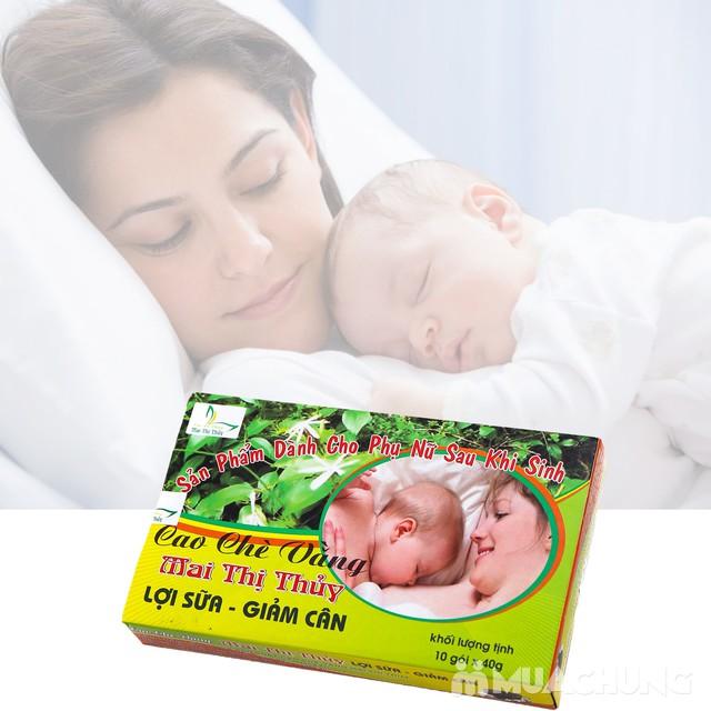 Cao chè vằng Mai Thị Thủy - Lợi sữa, giảm cân - 4