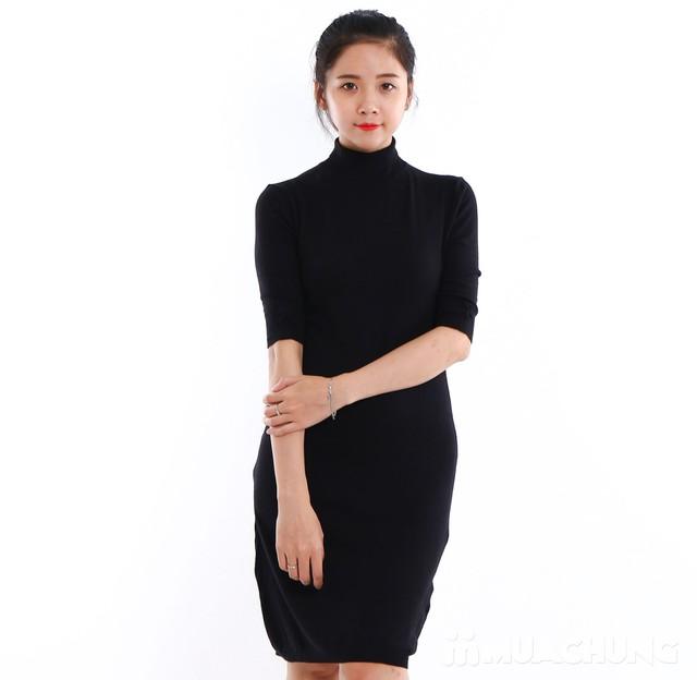 Váy len Thu - Đông tay lỡ hàng Việt Nam xuất khẩu - 5