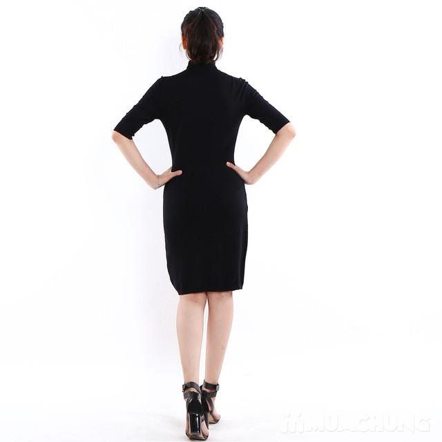 Váy len Thu - Đông tay lỡ hàng Việt Nam xuất khẩu - 7