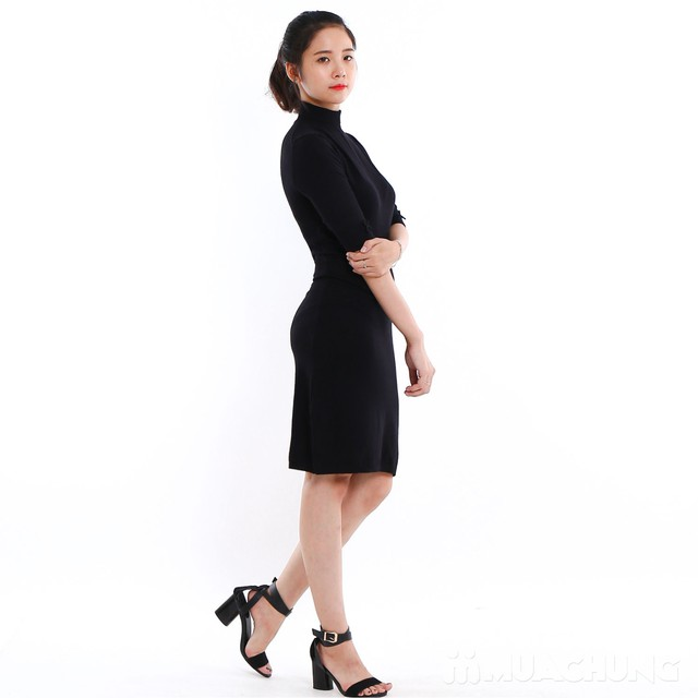Váy len Thu - Đông tay lỡ hàng Việt Nam xuất khẩu - 6