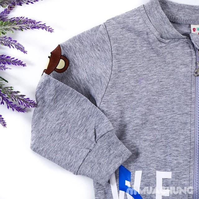 Bộ quần áo gấu 3 chi tiết ngộ nghĩnh cho bé  - 4