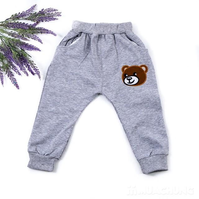 Bộ quần áo gấu 3 chi tiết ngộ nghĩnh cho bé  - 6