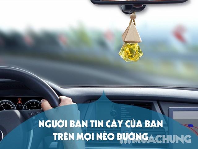 Tinh dầu treo xe ô tô hương quế, ngọc lan - BenZi - 3