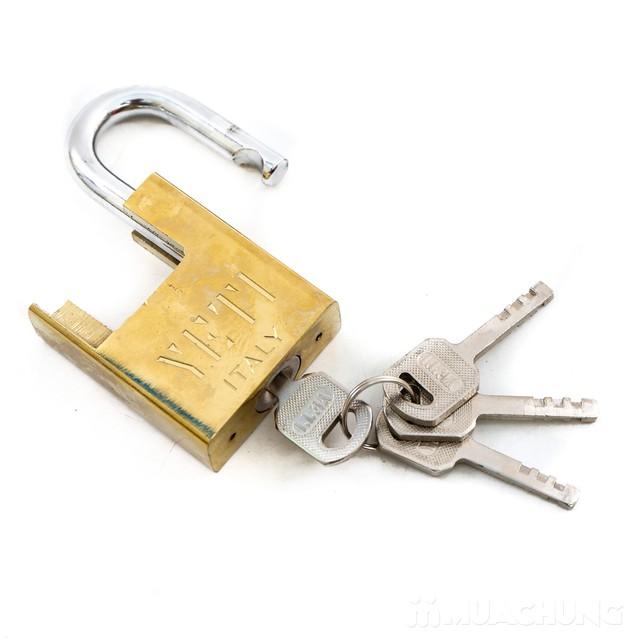 Khóa cửa Yeti - Giải pháp an toàn cho mọi nhà - 12