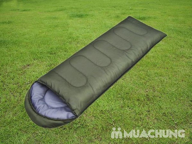 Túi ngủ văn phòng, du lịch tiện dụng - 2