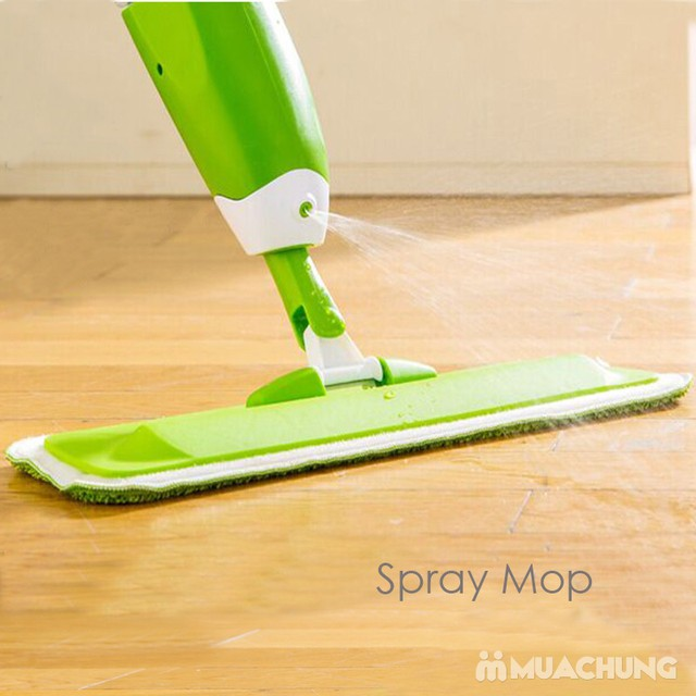 Cây lau kính, lau nhà đa năng Spray Moop - 9